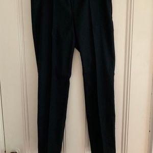 Dark navy blue dress pants